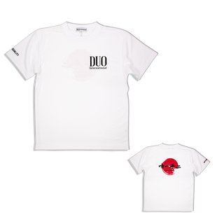 DUO There Is Only One Dry T-Shirt - White