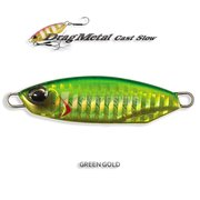 DUO Drag Metal Cast Slow 15g - PHA0055 - Green Gold