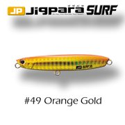 Major Craft JigPara SURF 28g - #49 Orange Gold