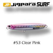 Major Craft JigPara SURF 35g - #53 Clear Pink