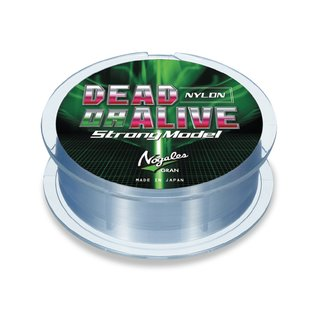 Nogales Dead or Alive Nylon Strong Model - 14 lb (6,35 kg), 0,31 mm